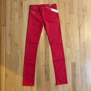 "Diesel ""LIVIER"" jegging, new with tags!"